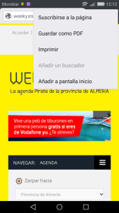 weeky acceso directo 2