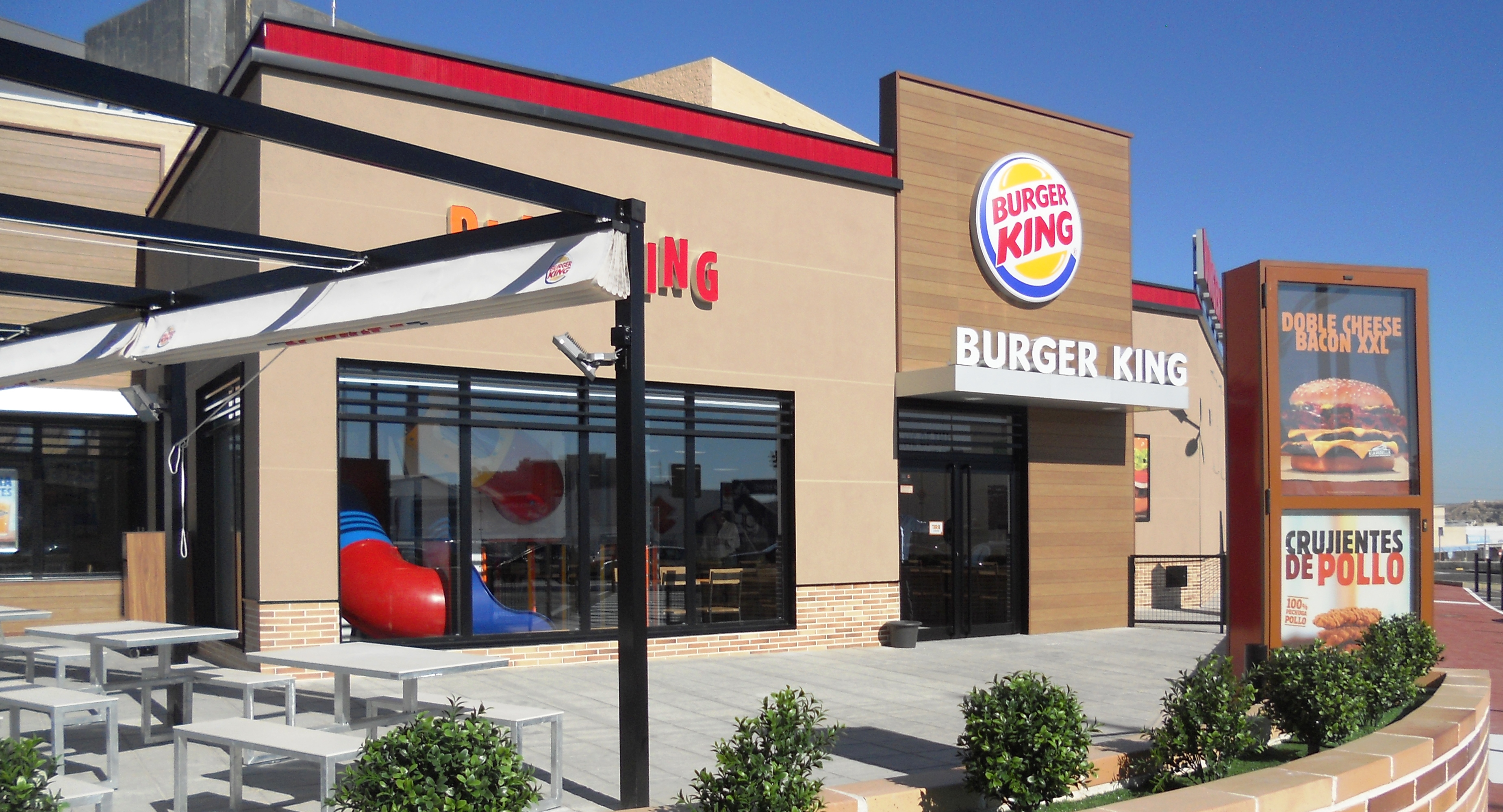 inauguraci n burguer king en huercal de almer a weeky. Black Bedroom Furniture Sets. Home Design Ideas