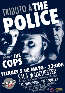 the cops en Almería
