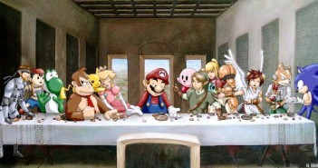 Nintendo-Last-Supper