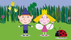 EL REINO DE BEN & HOLLY