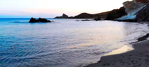 Cala Rajá  Cabo de Gata