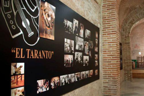 interior del Taranto en Almería