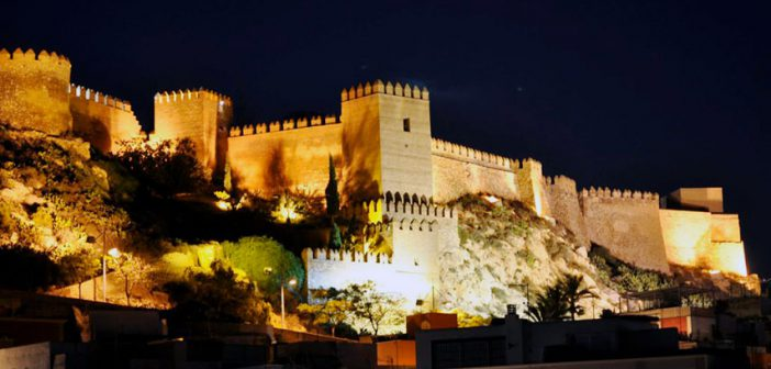 La Alcazaba, Almería