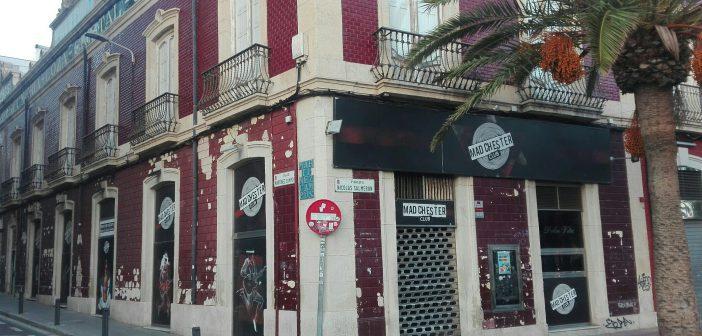 Sala Madchester de Almería