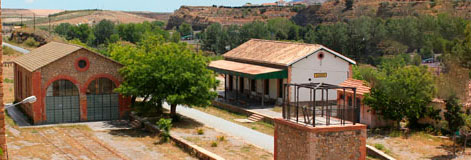 Estación de Serón, Almería
