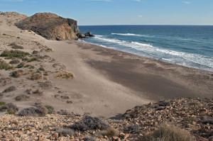 Cala Barronal, Almería