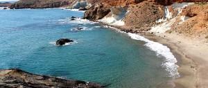 playa Cala Raja Almería