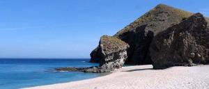 Playa Los Muertos, Almería