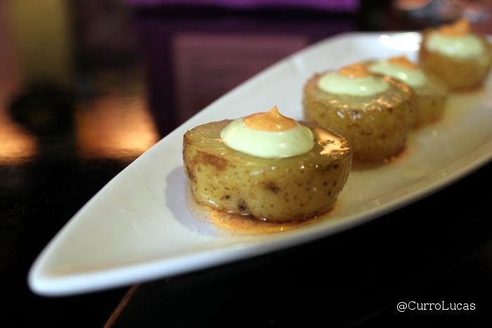 Patatas bravas - La Mala