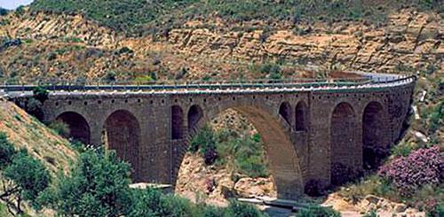 Turre, Almería puente