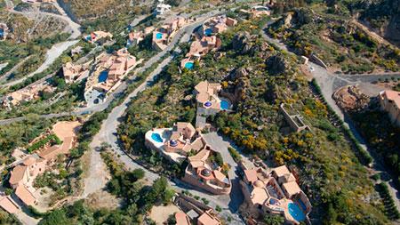 Turre, Almería vista aérea