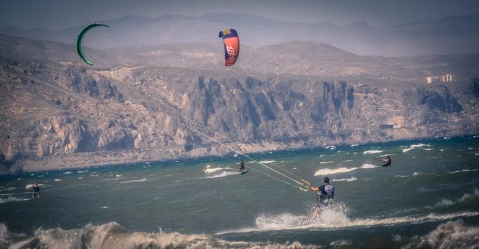 Paddle surf en Roquetas, deportes acuáticos en Roquetas