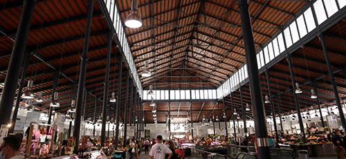 Mercado Central de Almería