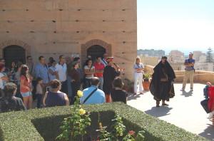 Visita a la Alcazaba.