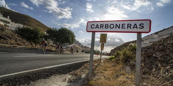 Triatlón Olímpico en Carboneras