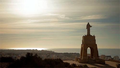 Qué hacer en Almería, descúbrela Cerro de San Cristóbal