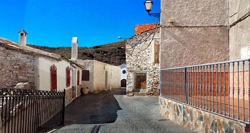 pueblo Escúllar,-Almería