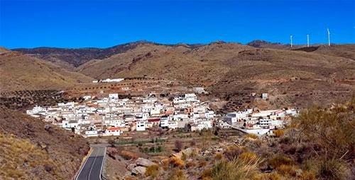 Escúllar,Almería pueblo