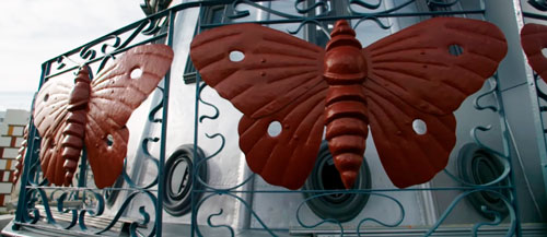 Qué hacer en Almería, descúbrela Casa de las Mariposas