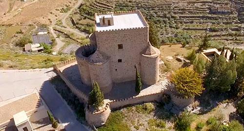 Castillo en Gérgal