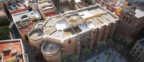 Qué hacer en Almería, descúbrela Catedral de Almería