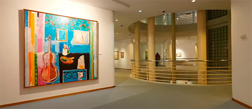 Los Museos de Almería vuelven a abrir - Fase 1 Centro de Arte Museo de Almería (CAMA)