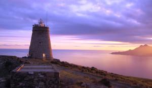 De faro en faro por la costa de Almería