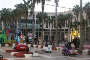 'Little Park' en El Ejido.