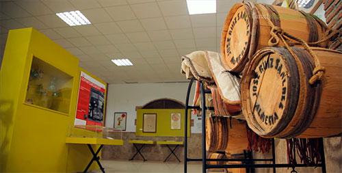 Museo Provincial de la Uva de Barco terque Almería