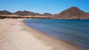 Playa de Los Genoveses Níjar Almería