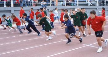Atletismo en Almería