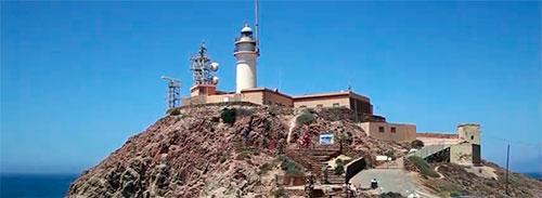 Faro de Cabo de Gata Almería