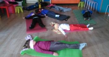 Yoga para niños en Almería