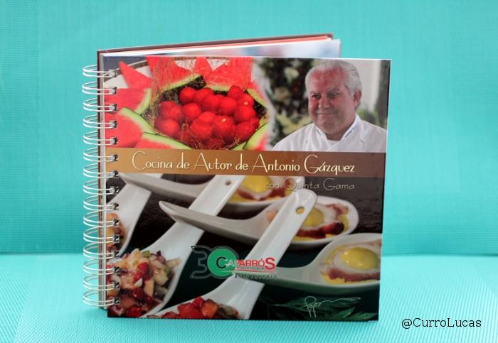 D a del libro con sabor almeriense weeky - Cocina quinta gama ...
