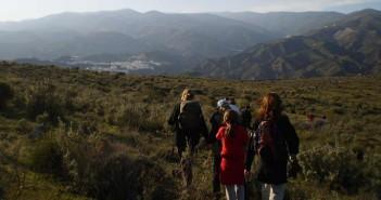 Ruta de peregrinaje a Canjáyar