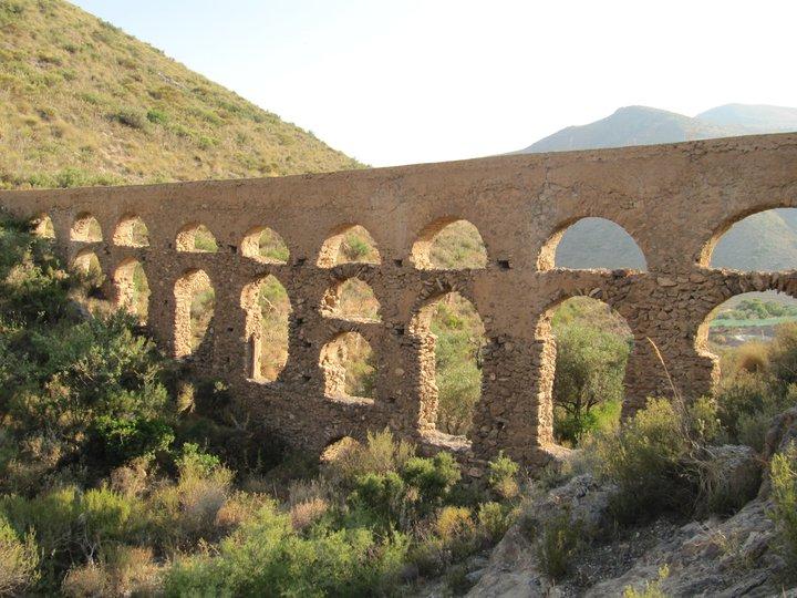 Acueducto romano de Carcauz