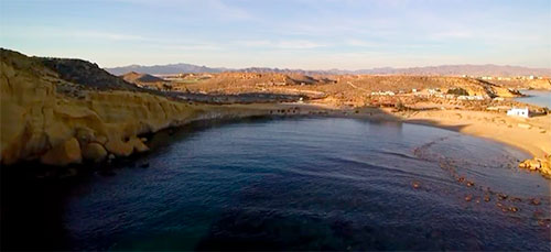 Playa de los Cocedores Almería