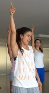 Campus de baile en Almería