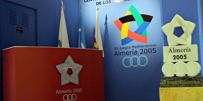 Juegos Mediterráneos de Almería 2015