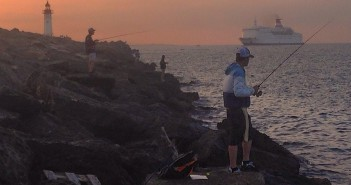 pesca a spinning en Almería