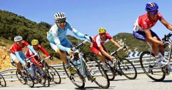 ciclismo montaña almeria
