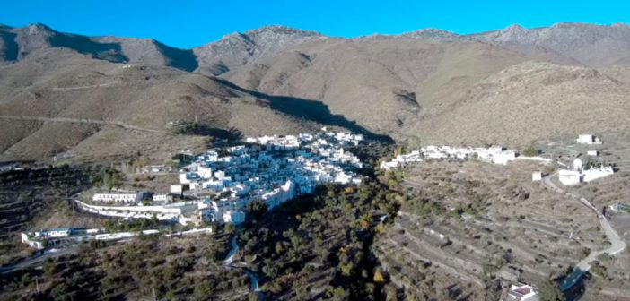 Velefique-Almería-pueblo