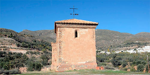 Iglesia Almocita Almería