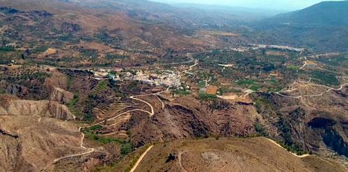 Almocita Almería Valle del Andarax