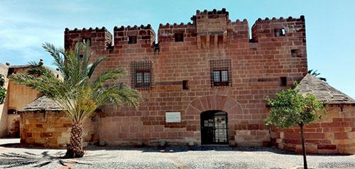 Castillo Cuevas de Almanzora