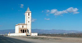 Iglesias de las Las Salinas Almería