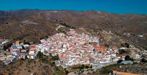Lubrín en Almería