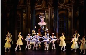Ballet ruso en Roquetas.