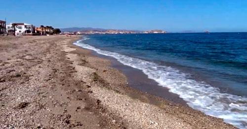 Playa Pozo del Esparto de Cuevas de Almanzora